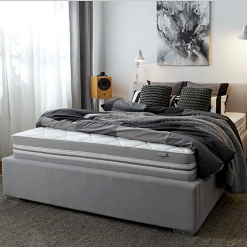 Hilding Anders - łóżko tapicerowane